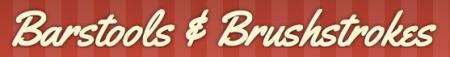 Barstools & Brushstrokes